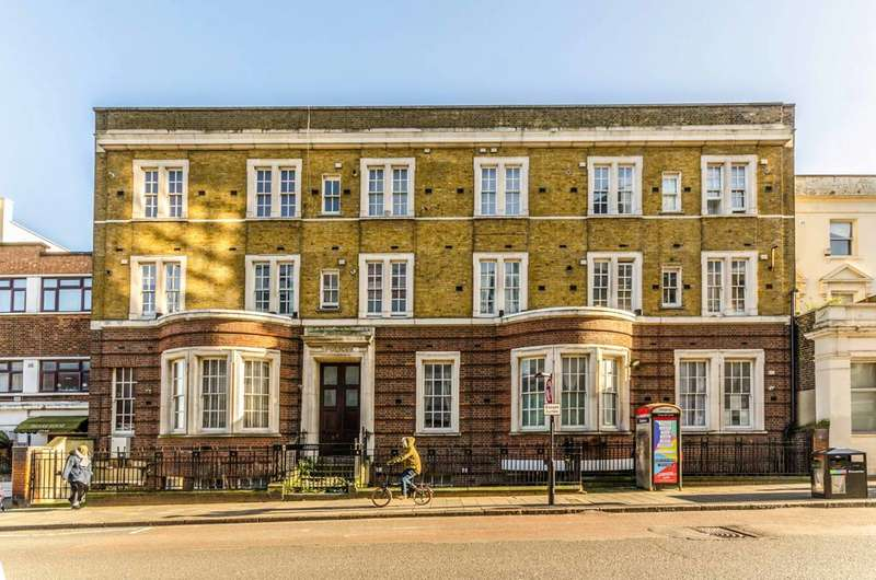 2 Bedrooms Flat for sale in Anguilla House, Holloway, N7