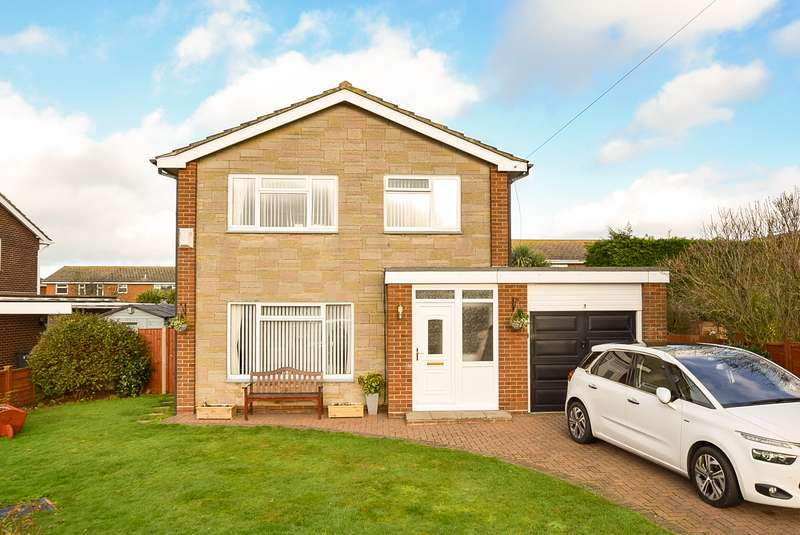 3 Bedrooms Detached House for sale in Knowler Way, Herne Bay
