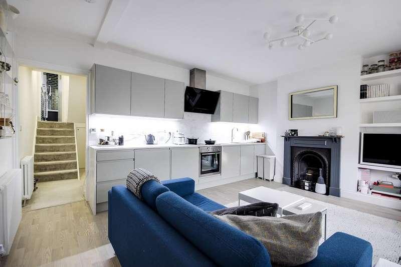 1 Bedroom Flat for sale in Glenarm Road, London, E5