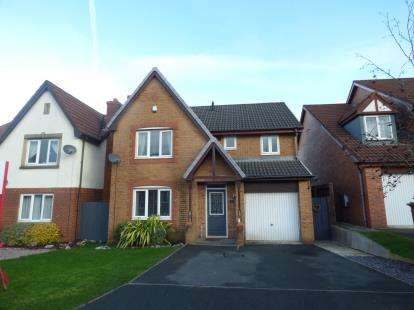 4 Bedrooms Detached House for sale in Bluebell Way, Bamber Bridge, Preston, Lancashire