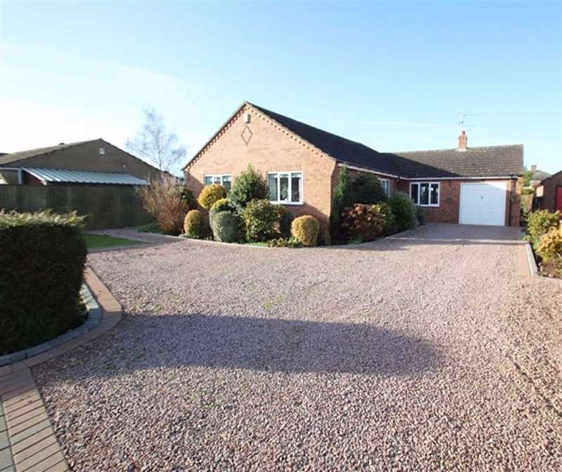 3 Bedrooms Detached Bungalow for sale in Heather Close, Boston