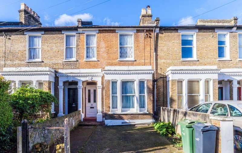 4 Bedrooms Terraced House for sale in Shakespeare Road, London, SE24