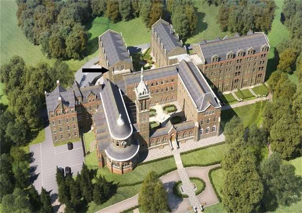 3 Bedrooms Flat for sale in St Josephs Gate, Mill Hill, NW7