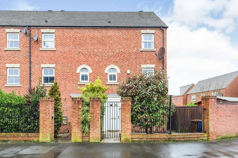 3 Bedrooms End Of Terrace House for sale in Great Park Drive, Leyland, Lancashire, PR25