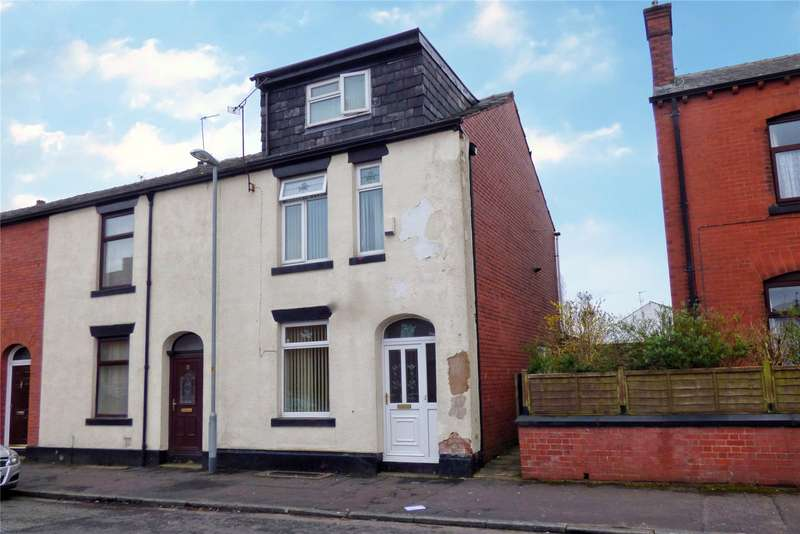 5 Bedrooms End Of Terrace House for sale in Fenton Street, Deeplish, Rochdale, Greater Manchester, OL11