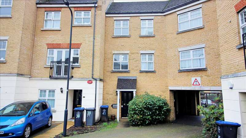 2 Bedrooms Apartment Flat for sale in Rosebates Drive, Kingsbury, NW9