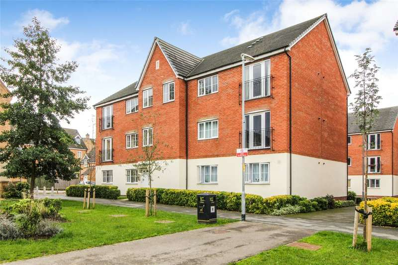 1 Bedroom Flat for sale in Cromford Court, Grantham, Lincolnshire, NG31