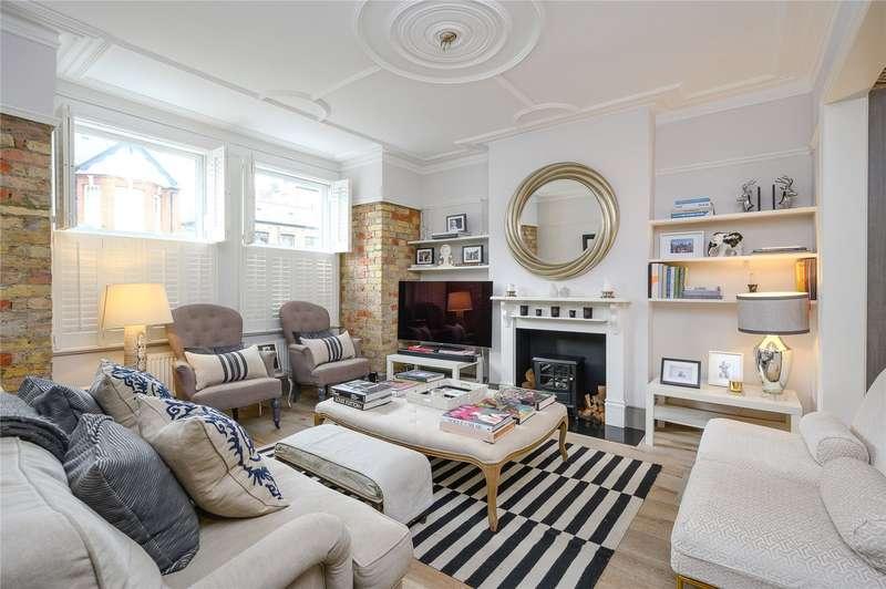 5 Bedrooms End Of Terrace House for sale in Elsenham Street, Southfields, London, SW18