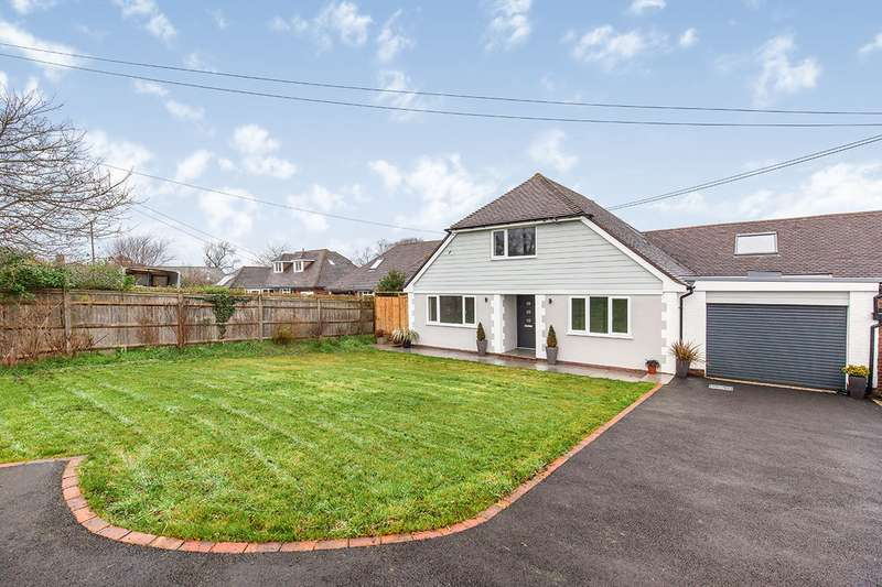 4 Bedrooms Semi Detached House for sale in Udimore, Rye, East Sussex, TN31