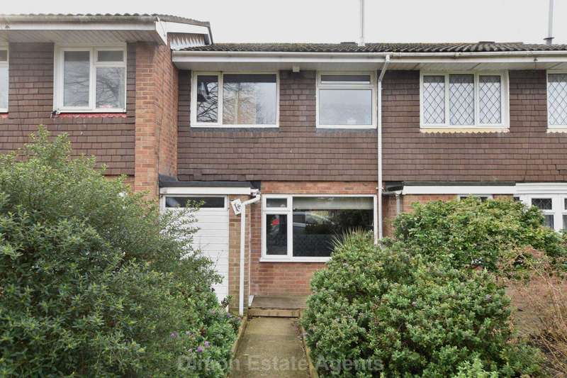 3 Bedrooms Terraced House for sale in Wilmott Lane, Gosport