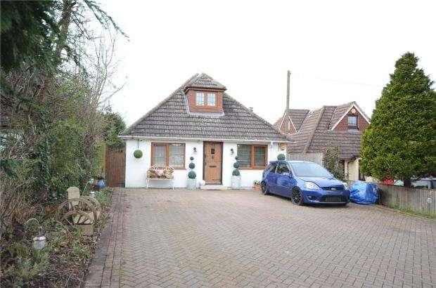 4 Bedrooms Detached Bungalow for sale in Manor Road, Ash, Aldershot