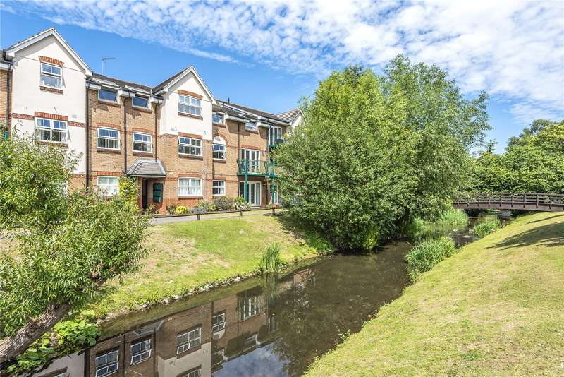 2 Bedrooms Apartment Flat for sale in Mill Stream Lodge, Uxbridge Road, Rickmansworth, WD3