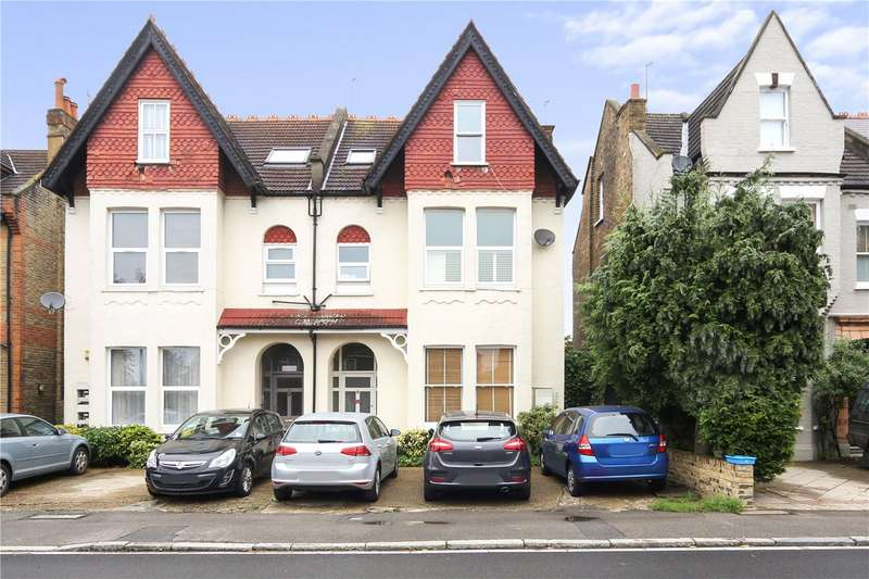2 Bedrooms Maisonette Flat for sale in Warwick Road, London, W5