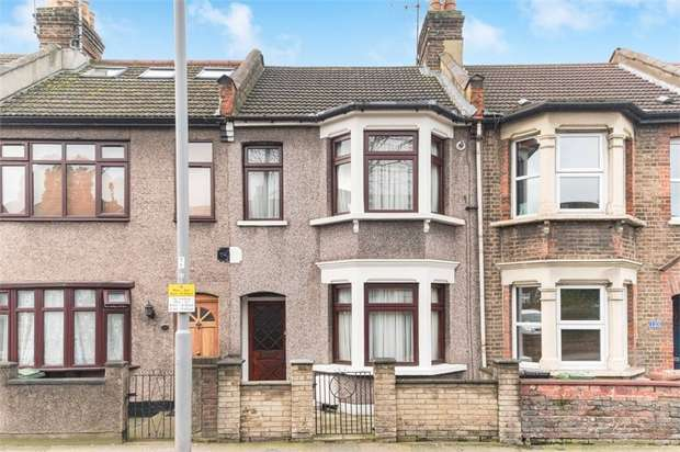 2 Bedrooms Terraced House for sale in Chingford Road, Walthamstow, London