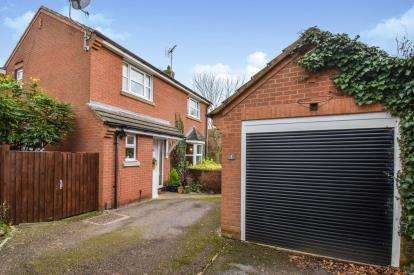 4 Bedrooms Detached House for sale in Heards Close, Wigston, Leicester, Leicestershire