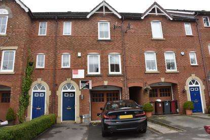3 Bedrooms Terraced House for sale in Wilton Close, Close To Beardwood, Blackburn, Lancashire