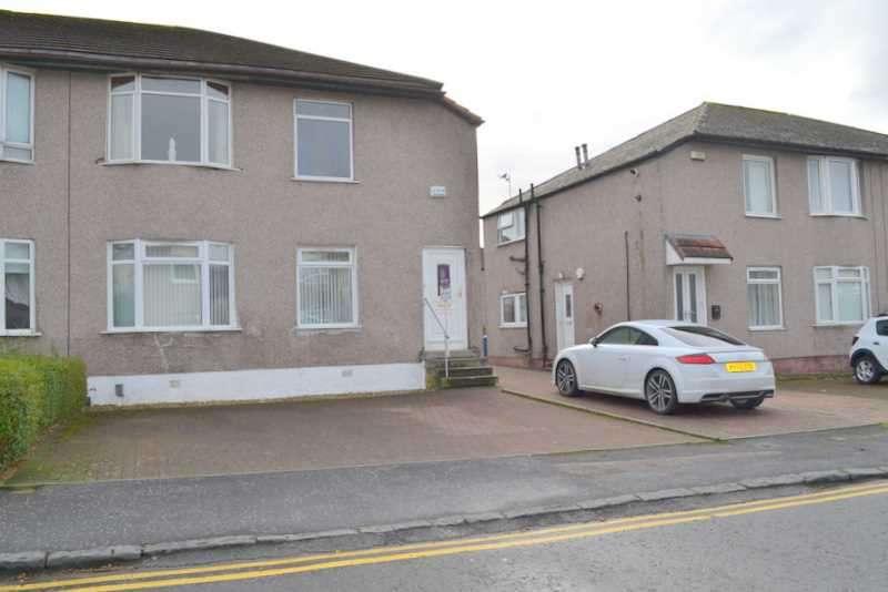 2 Bedrooms Flat for sale in Kingsbridge Drive, Rutherglen, Glasgow