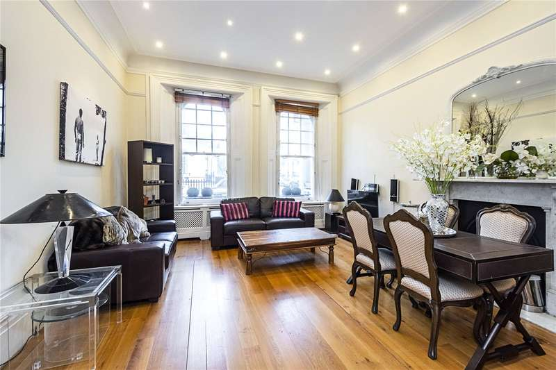 2 Bedrooms Flat for sale in Prince of Wales Terrace, London, W8