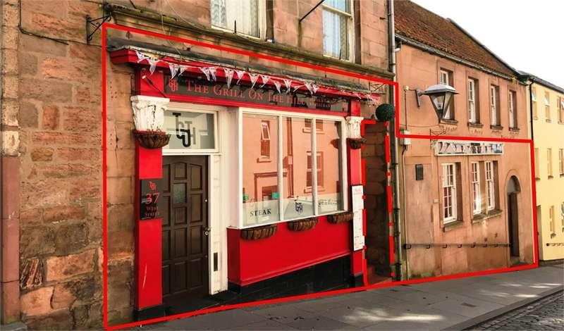 Commercial Property for sale in West Street, Berwick-upon-Tweed, Northumberland