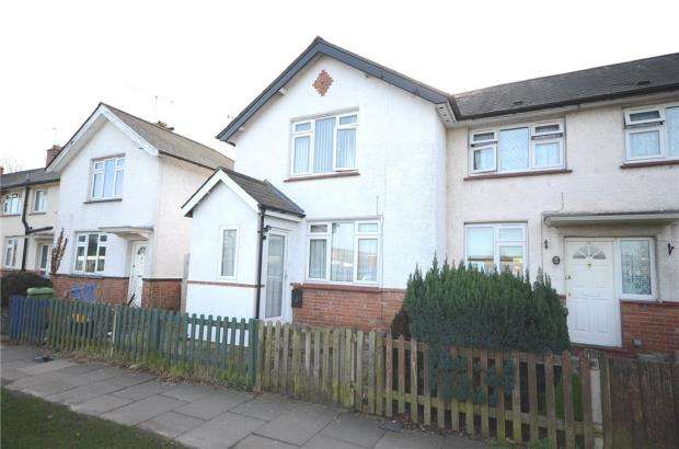 2 Bedrooms End Of Terrace House for sale in Tongham Road, Aldershot, Hampshire