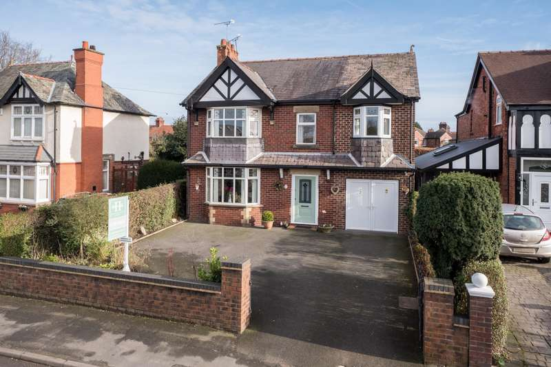 4 Bedrooms House for sale in 4 bedroom House Detached in Middlewich