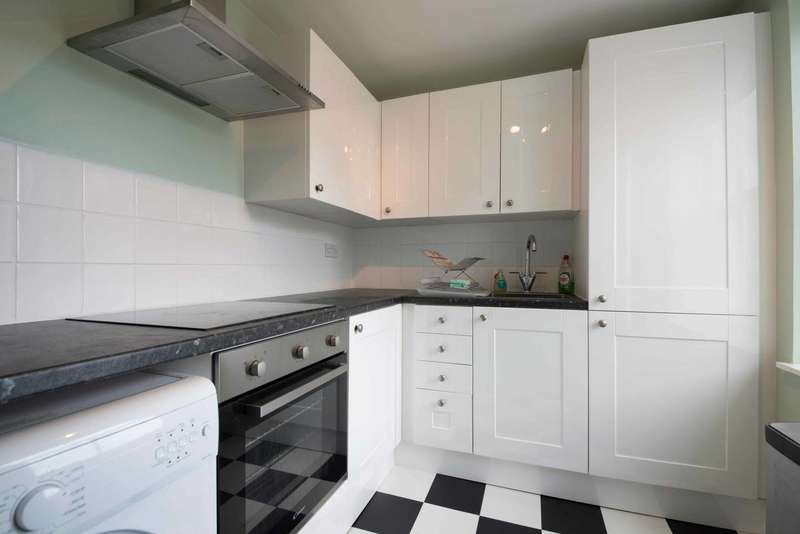 1 Bedroom Flat for sale in King Street, Aberdeen, AB24 5AX