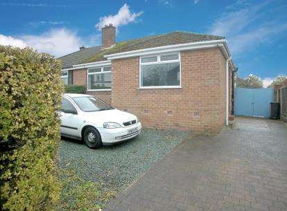 2 Bedrooms Bungalow for sale in Blackeys Lane, Neston, Cheshire, CH64