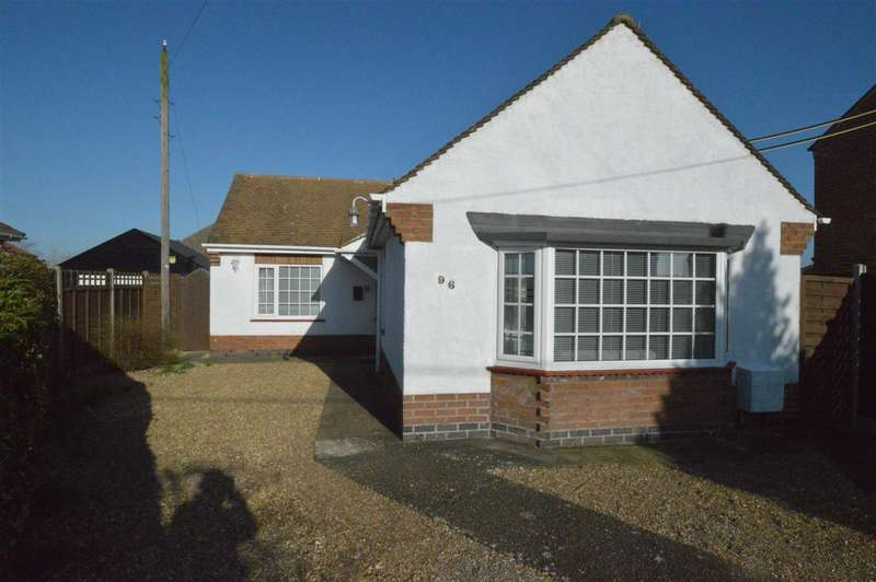 2 Bedrooms Bungalow for sale in Rectory Road, Ruskington, Sleaford
