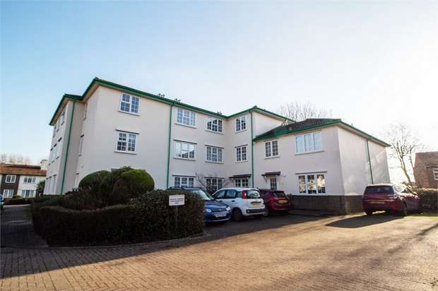 1 Bedroom Flat for sale in Guessens Court, Welwyn Garden City, Hertfordshire