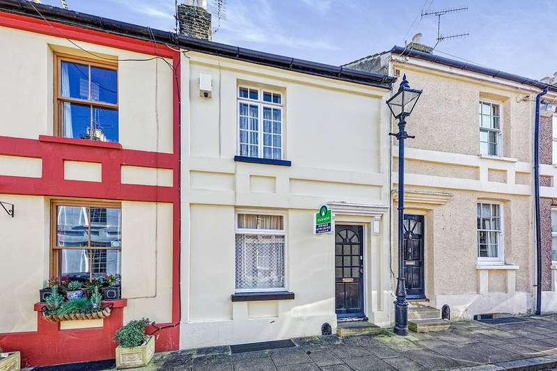 2 Bedrooms House for sale in Beckett Street, Faversham, Kent, ME13