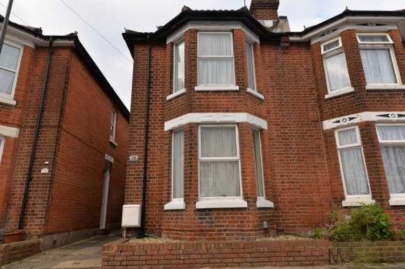 4 Bedrooms Semi Detached House for sale in Harold Road, Southampton, SO15