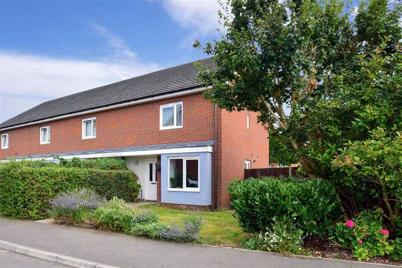 3 Bedrooms End Of Terrace House for sale in Walden Court, , Canterbury, Kent