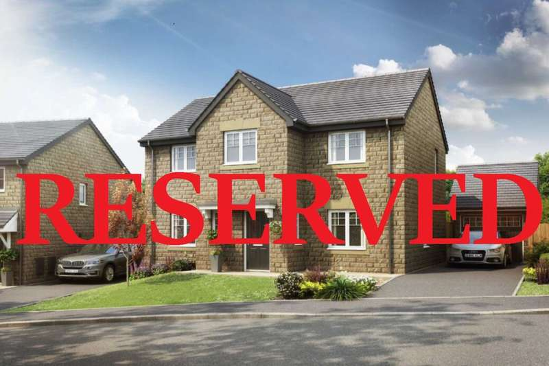 4 Bedrooms Detached House for sale in The Boulsworth Cranberry Lane, Darwen, BB3