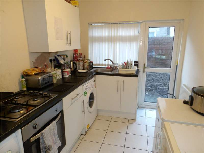 3 Bedrooms Terraced House for sale in St. Andrew Road, Liverpool, Merseyside, L4