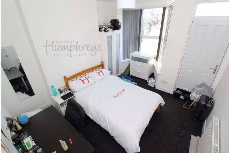 4 Bedrooms House Share for rent in S2 -Edmund Road - 4 bed/2 bath