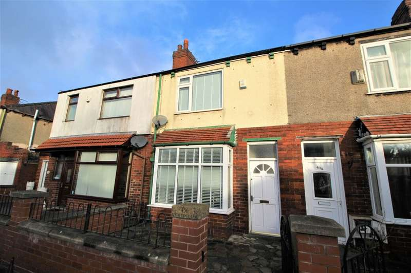 2 Bedrooms Property for sale in Lever Edge Lane, Bolton, BL3