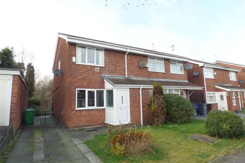 2 Bedrooms Semi Detached House for sale in The Fairway, New Moston, Manchester, M40