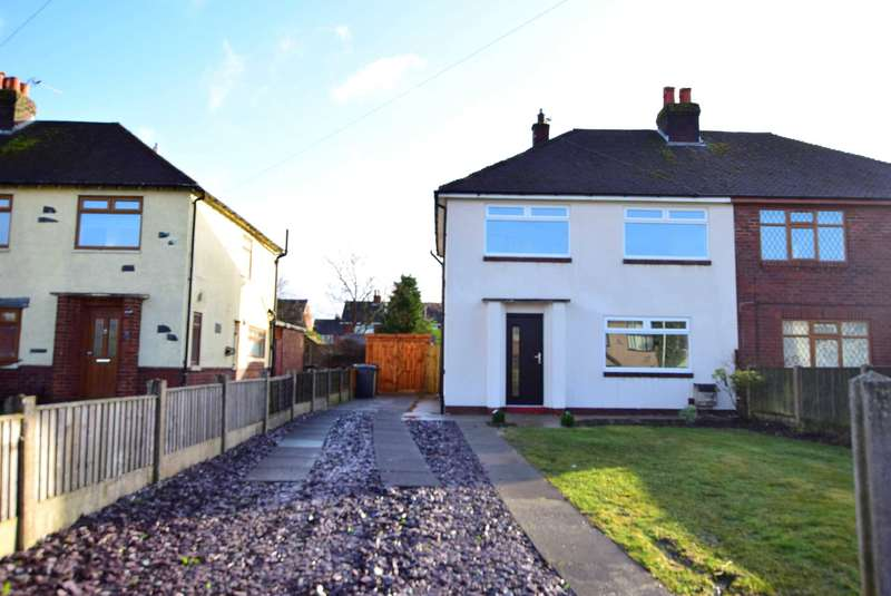 3 Bedrooms Semi Detached House for sale in Clifton Place, Freckleton, PR4 1RQ