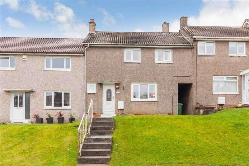 3 Bedrooms Terraced House for sale in Kirktonholme Road, West Mains, EAST KILBRIDE