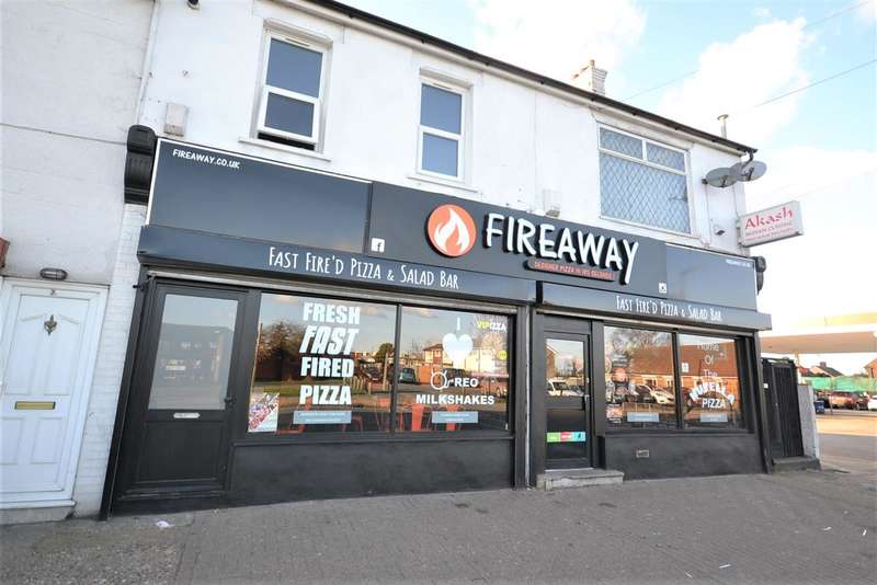 5 Bedrooms Commercial Property for sale in Brentwood Road, Chadwell St Mary