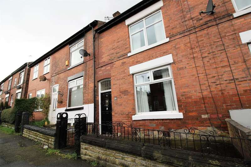 2 Bedrooms Terraced House for sale in Mellor Street, Prestwich