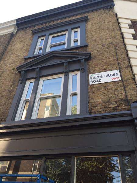6 Bedrooms House for sale in King's Cross Road, WC1