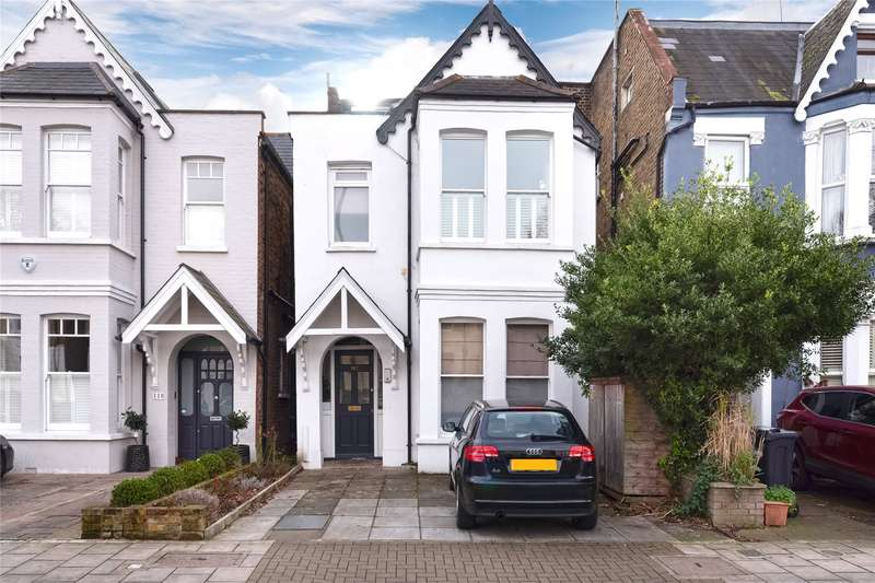3 Bedrooms Flat for sale in Wellesley Road, Chiswick, W4
