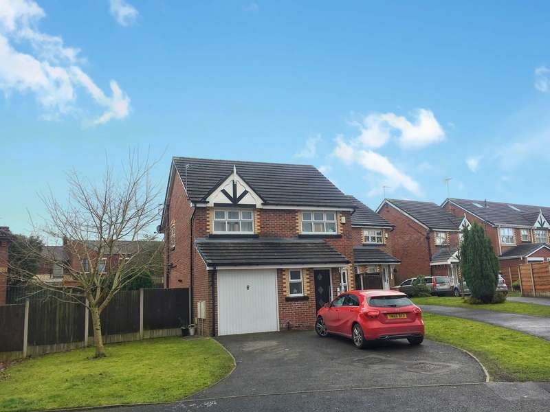 3 Bedrooms Detached House for sale in Pleasant Street, Castleton, Rochdale, Greater Manchester, OL11
