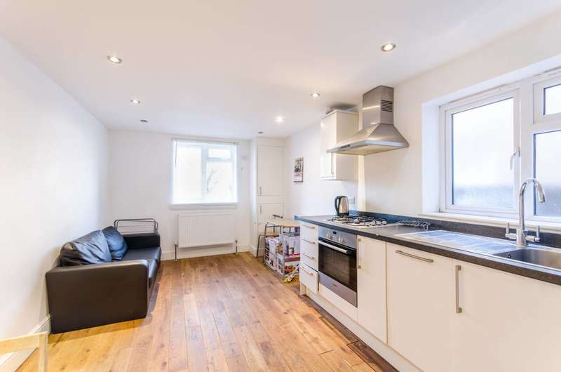 2 Bedrooms Flat for sale in Bruce Road, Harlesden, NW10