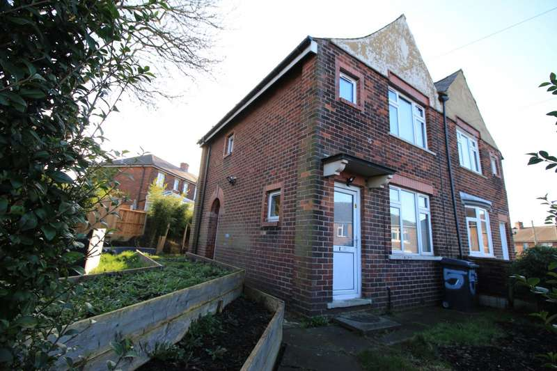 2 Bedrooms Semi Detached House for sale in Hamilton Avenue, Royton, Oldham, Greater Manchester, OL2
