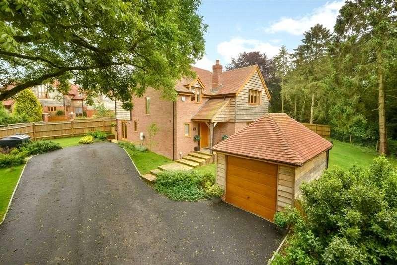 4 Bedrooms House for sale in Furzedown Road, Kings Somborne, Stockbridge, Hampshire, SO20