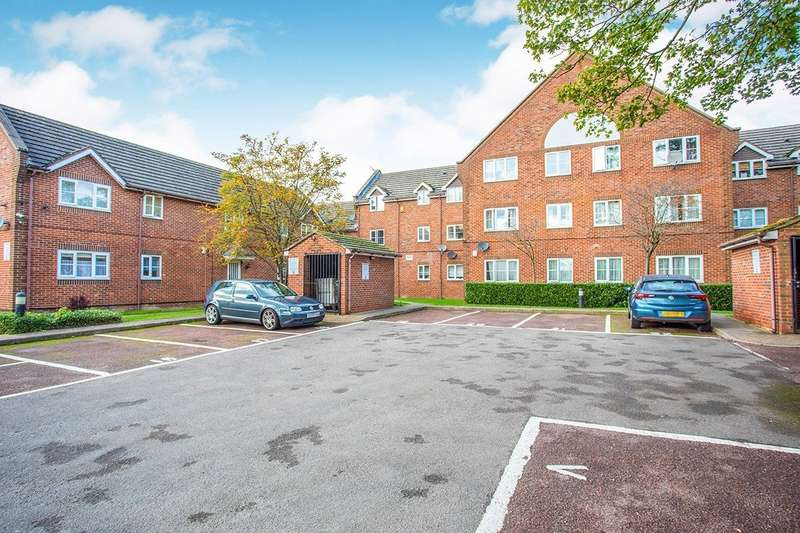 1 Bedroom Apartment Flat for sale in Kennett Court, Whippendell Road, Watford, Hertfordshire, WD18