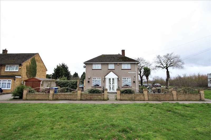 4 Bedrooms End Of Terrace House for sale in Shannon Way, Kenningtons Estate