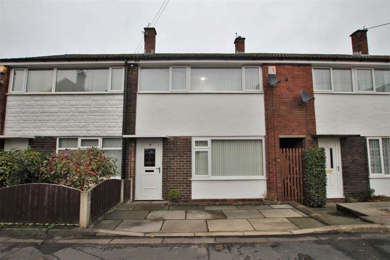 3 Bedrooms Terraced House for sale in Lodge Close, Bamber Bridge, Preston